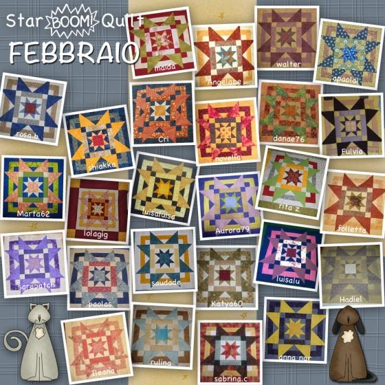 collage febbraio