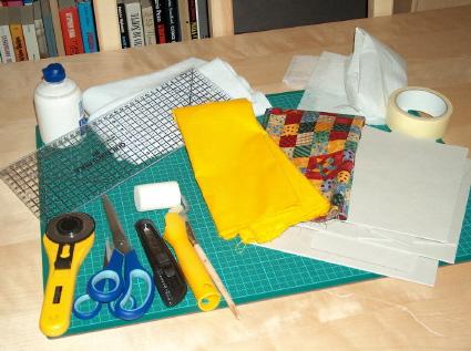 Tutorial scatola rivestita di stoffa milena crea for Scatole rivestite in stoffa tutorial
